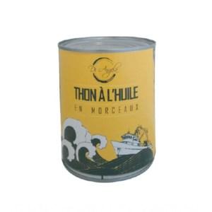 Thon-à-l'huile