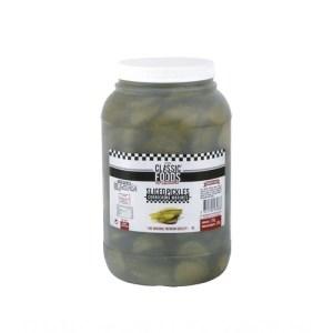 cornichon-slice
