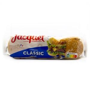 Buns jacquet classic x6