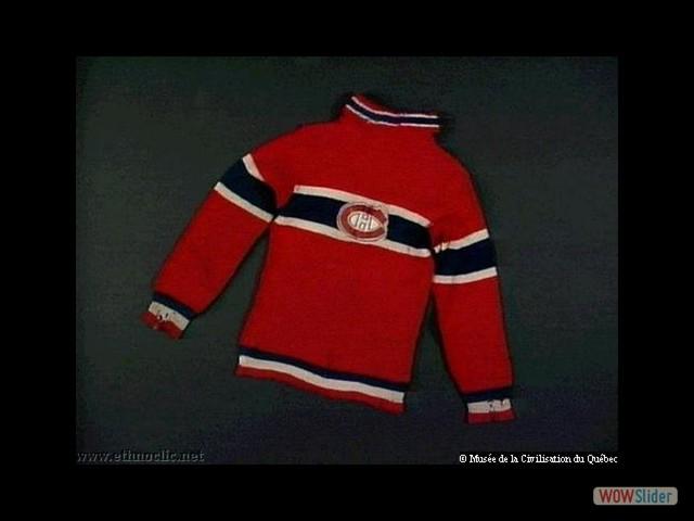 Chandail de hockey (Québec)