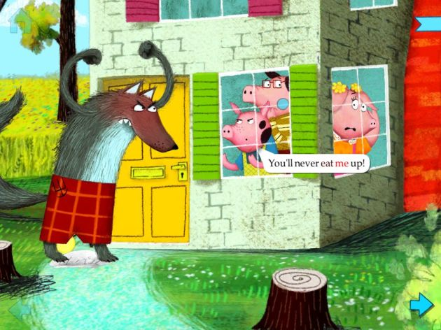 Pigs Speech Bubbles