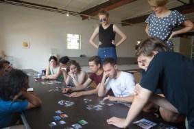 Workshop Belgrade Raw
