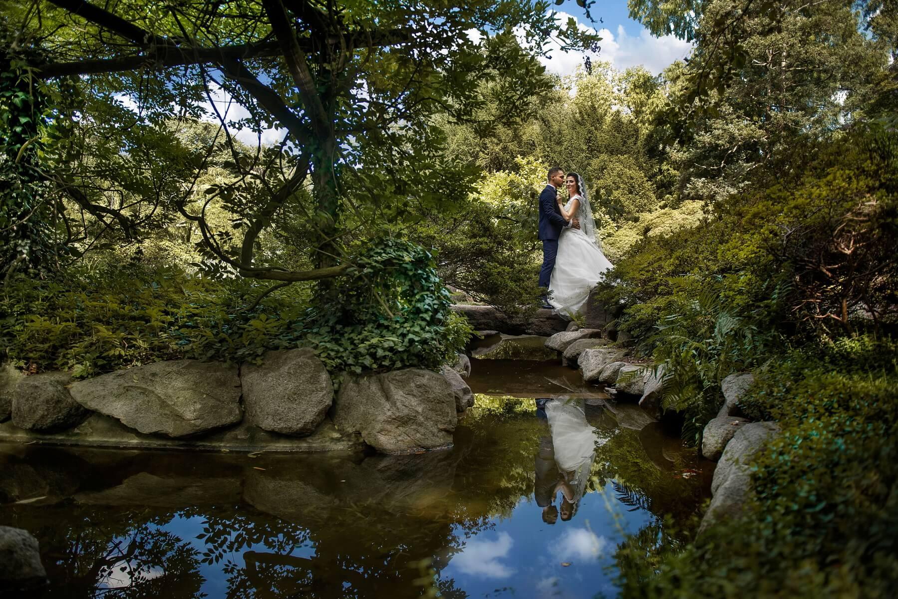 Hochzeitsfotograf-Frankfurt-Natur-Brautpaar-Shooting