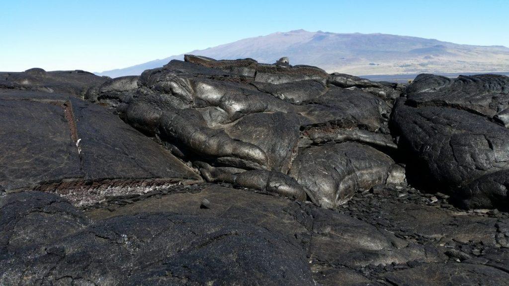 HAWAII Big Island Mauna Loa