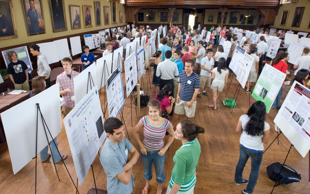 Visualizing Data Publics – Student poster session and discussion with Geoffrey Bowker