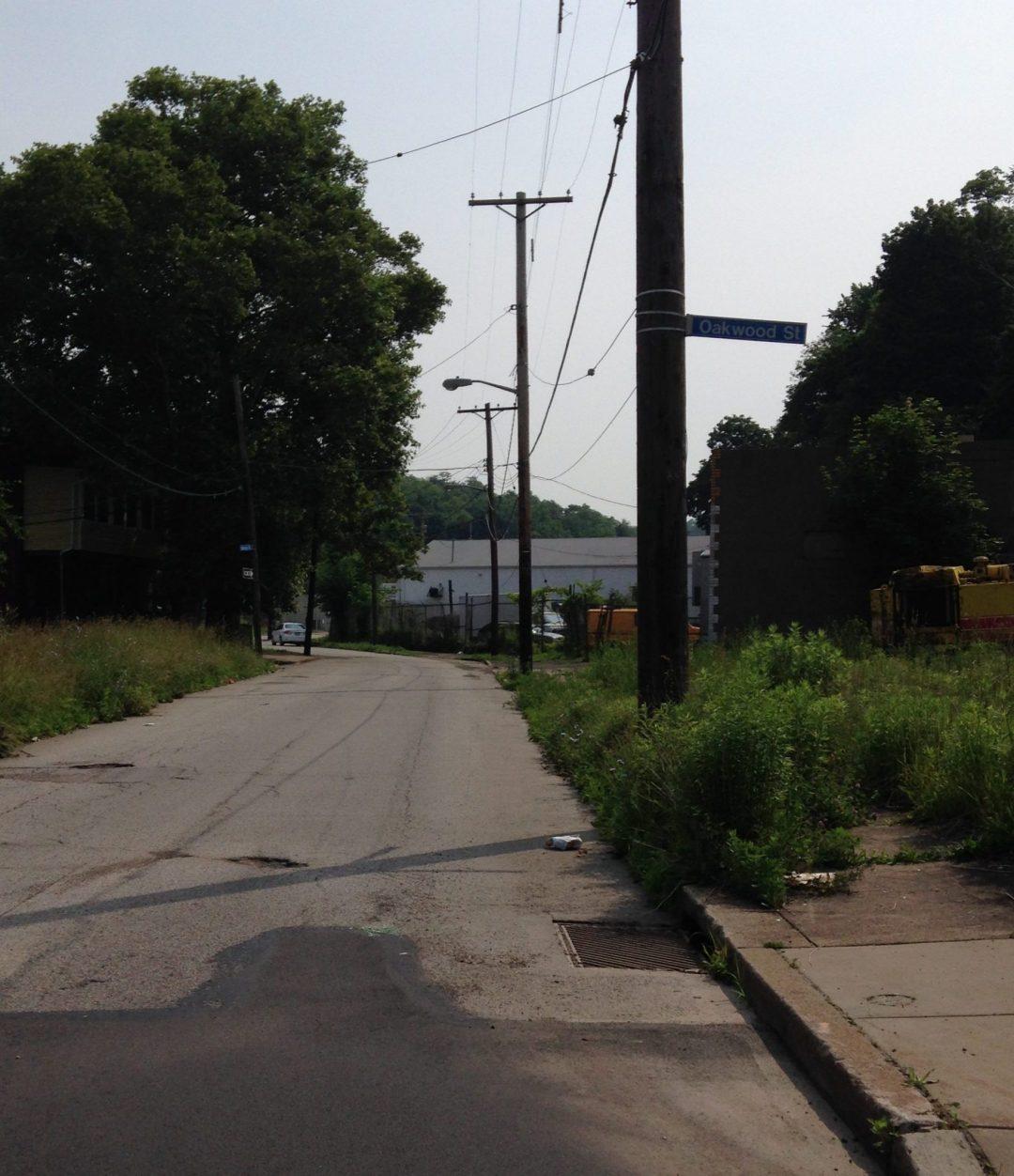 Photo of Oakwood street