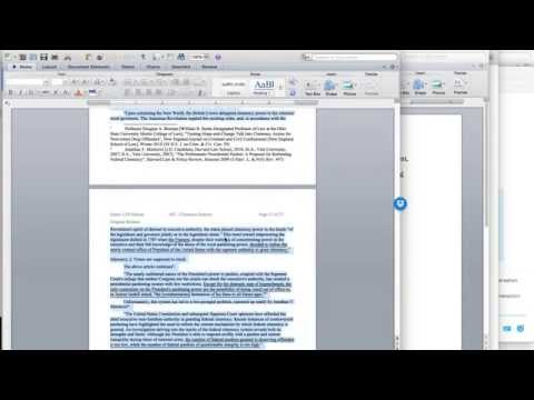 How to Research (basics) – Webinar by Isaiah