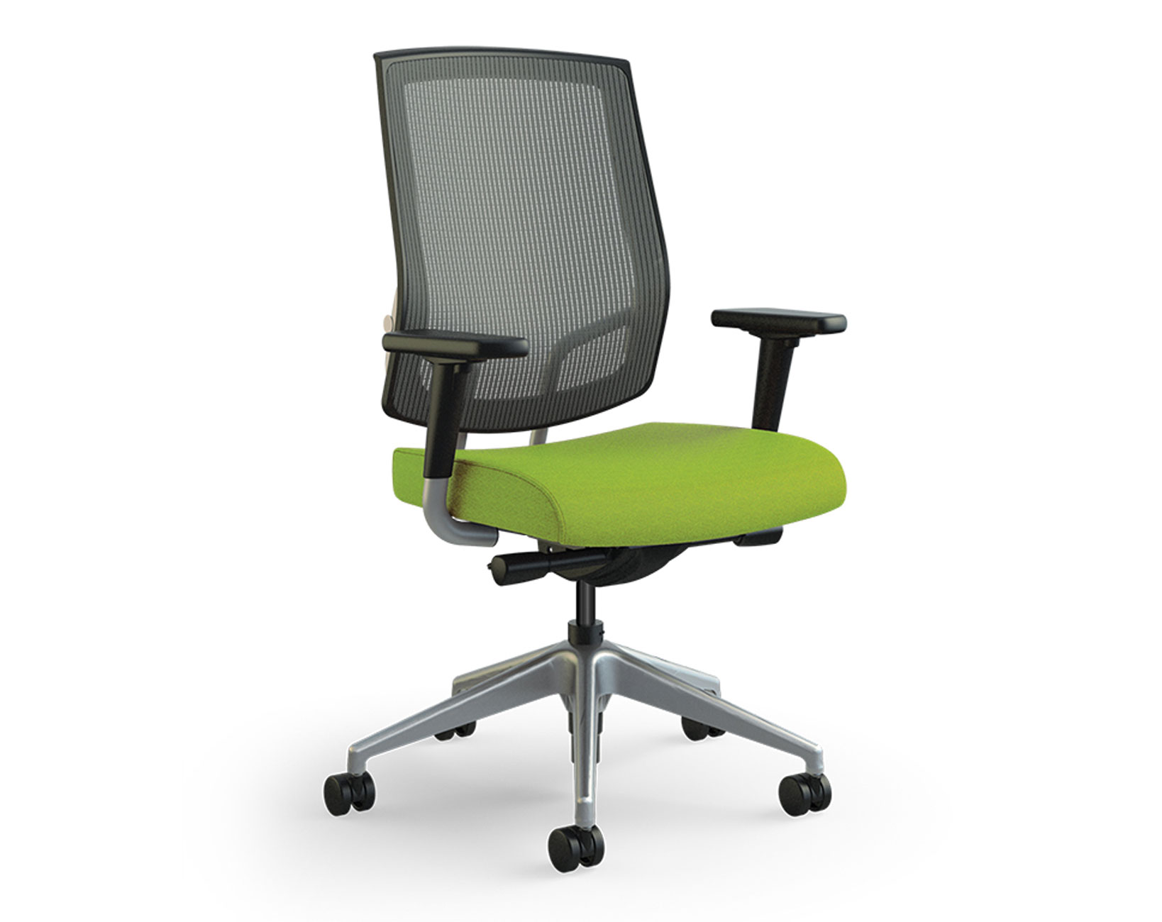 Sit On It Chairs Focus Mesh Back Task Chair By Sit On It Office Furniture