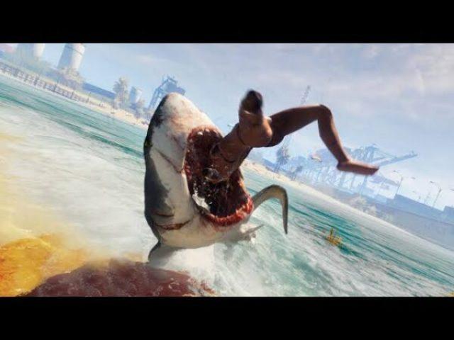 shark killer: best horror action movie- Eth Studios
