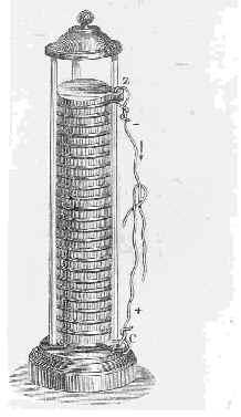 Milestones:Volta's Electrical Battery Invention, 1799
