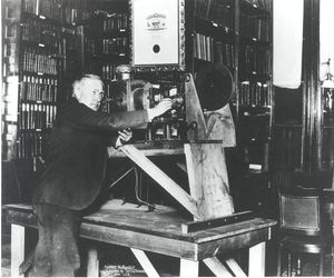Thomas Alva Edison  Engineering and Technology History Wiki