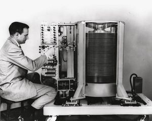 Creating Magnetic Disk Storage at IBM  Engineering and Technology History Wiki