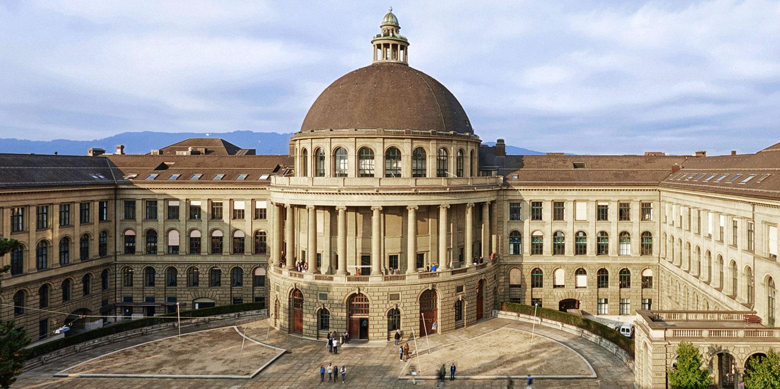 Beasiswa ESOP ETH Zurich