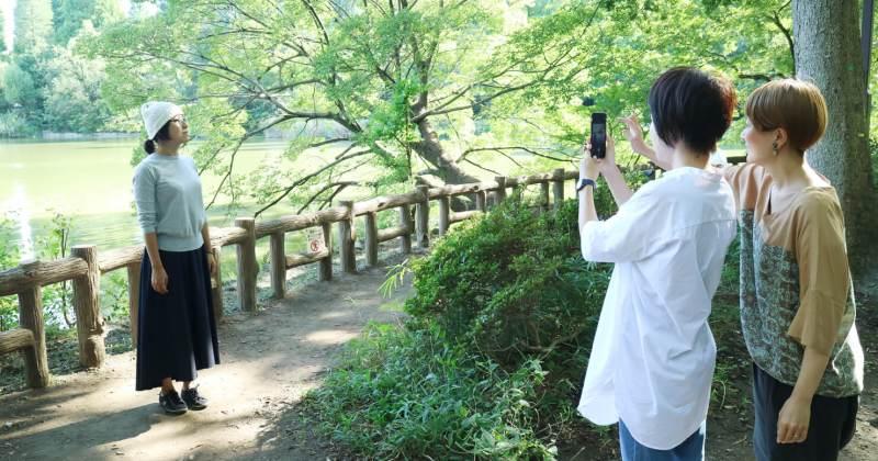 9/21(木)たのしいカメラ学校×手紙舎 「たのしいカメラ学校 ♡ かんたんiPhone講座 in吉祥寺パルコ」を開催しました。