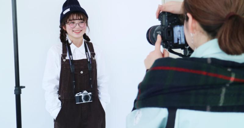 1/18(木)住田美容専門学校にて撮影講座を開催しました。