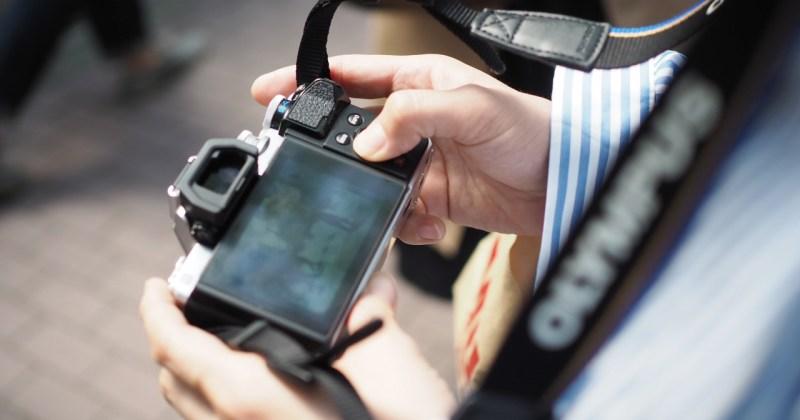 4/20(土)無印良品 銀座 入門者向けデジタル一眼講座「カメラ1年生・デジタル一眼カメラ入門編」を開催しました!