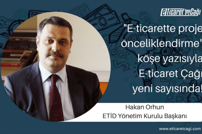 E-ticarette proje önceliklendirme