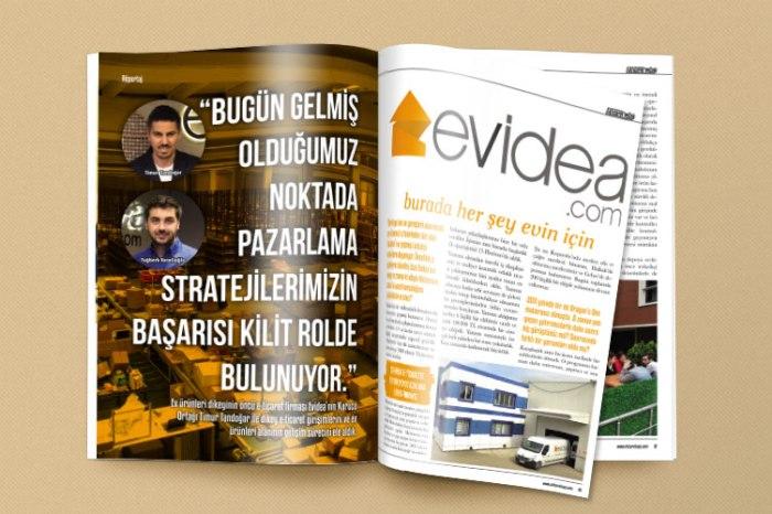Timur Tandoğar - Evidea.com Röportajı