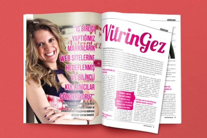 Natali Yeşilbahar - VitrinGez.com Röportajı