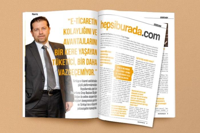 Özgür Doğan - Hepsiburada.com Röportajı
