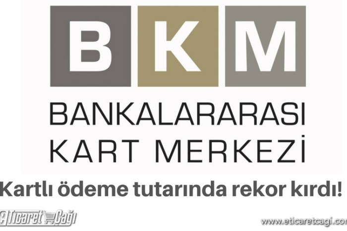 BKM 2016 yılı Ağustos ayı verilerine göre kartlı ödeme tutarında rekor kırıldı