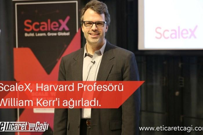 ScaleX, Harvard Profesörü William Kerr'i ağırladı