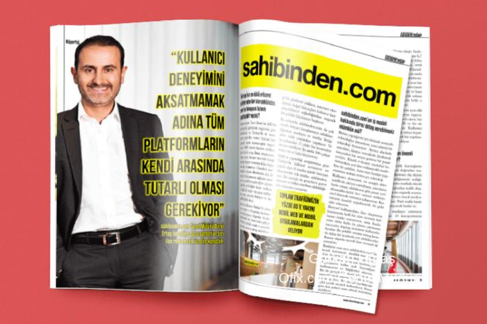 Sahibinden.com Röportajı