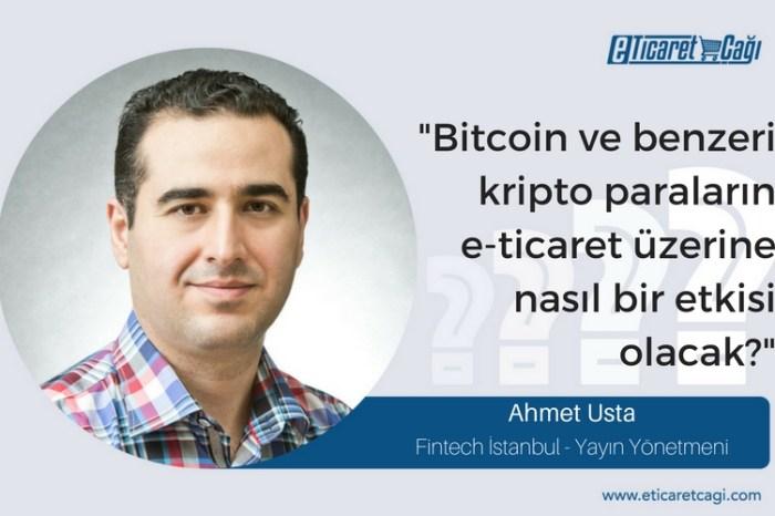 Bitcoin ve benzeri kripto paraların e-ticaret üzerine nasıl bir etkisi olacak?