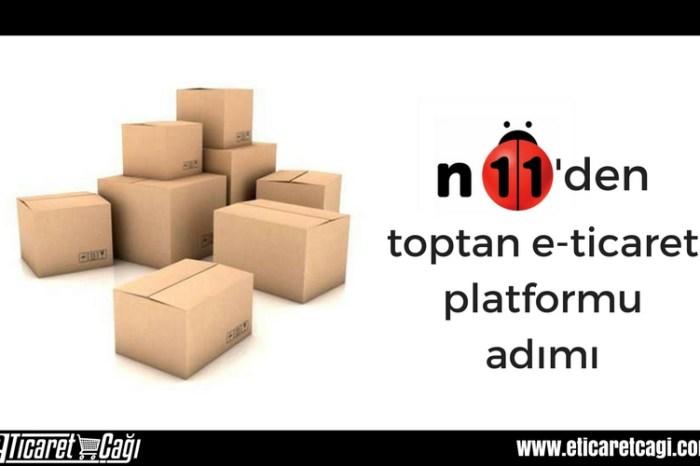 N11'den toptan e-ticaret platformu adımı