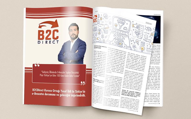 B2CDirect - Yusuf İbili Röportajı