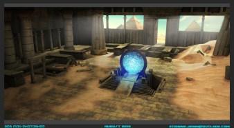 Stargate Temple