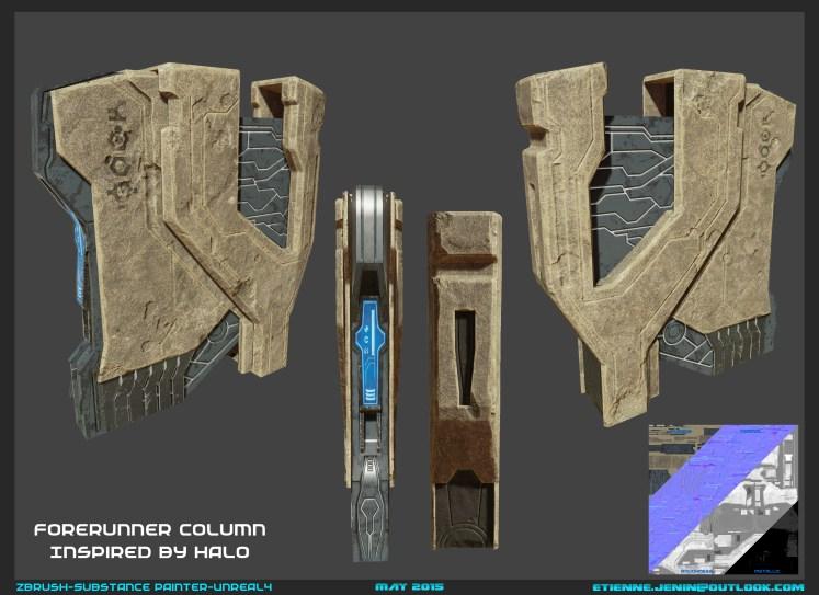 ForeRunner Column