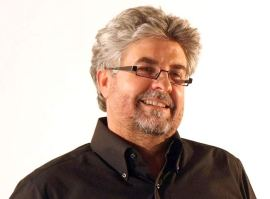 Etienne van Heerden as part of the South African Earth Hour promotion.