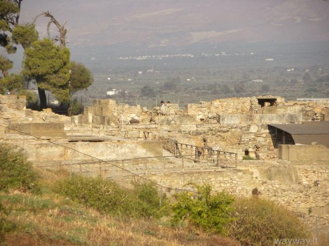 Kreta, Graikija, Heraklionas, Matala, savarankiško kelionės