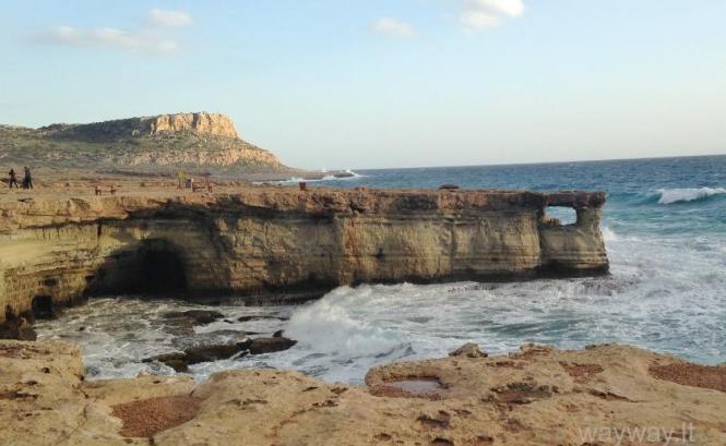 Cavo Greco. Cyprus, Kipras, Protaras, Kavo Greko, Ayia Napa, savarankiškos kelionės