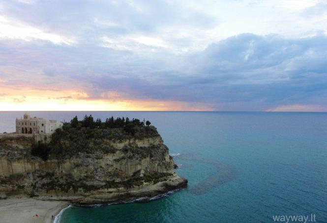 Italija. Neatrasta ar pamiršta Kalabrija? I dalis