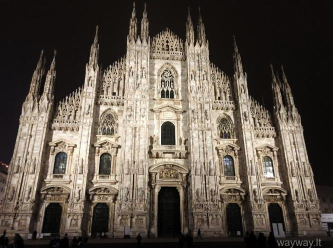 Italija. Nenuspėjamas Milanas. 1 dalis