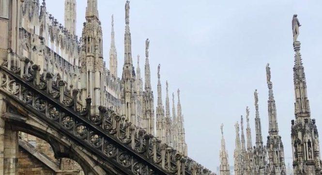Italija. Nenuspėjamas Milanas. 2 dalisItalija. Nenuspėjamas Milanas. 2 dalis