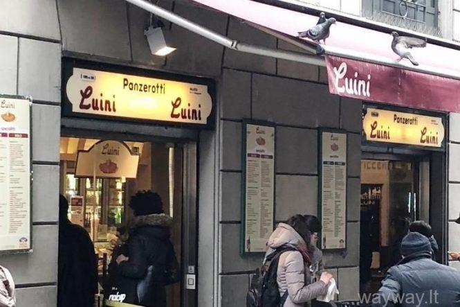Italija. Nenuspėjamas Milanas. 2 dalis