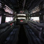 The Great White Largest Stretch Hummer Limousine