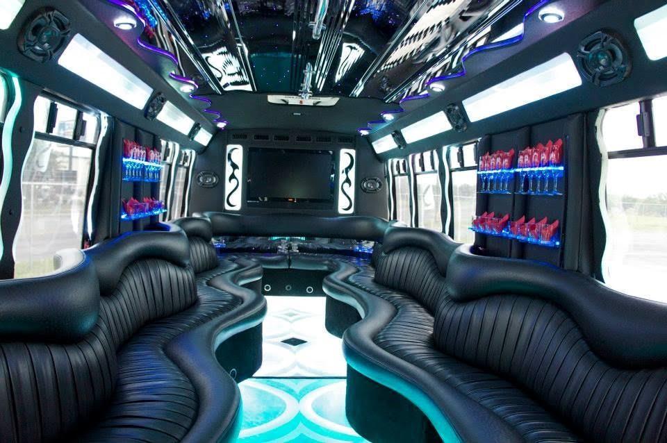 Party Bus - ETI Limousine