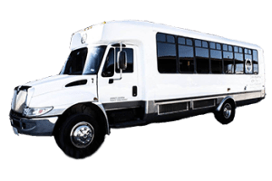 Mid-Size Coach Bus