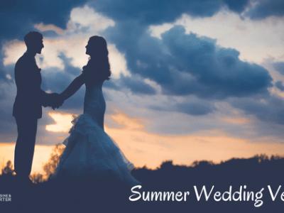 Summer Wedding Venues