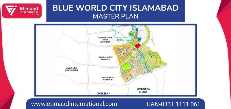 Blue World City Master Plan