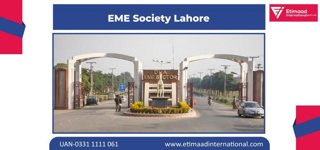 EME Society Lahore