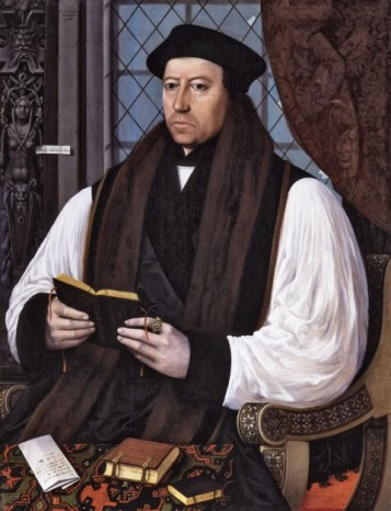Thomas Cranmer (1489—1556) died for the cause of the Reformation