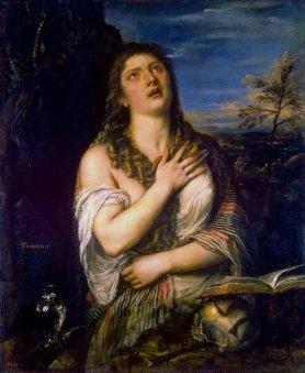Titian, 'Penitent Magdalene' (1565)