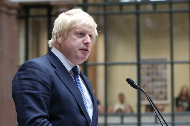 Boris Johnson in 2016 when he was Secretary of State for Foreign and Commonwealth Affairs. Courtesy of Flickr / Foreign and Commonwealth Office
