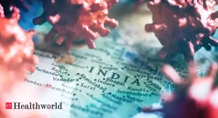 Covid-19 caseload in India climbs to 91.77 lakh, 37,975 new cases reported – ET HealthWorld