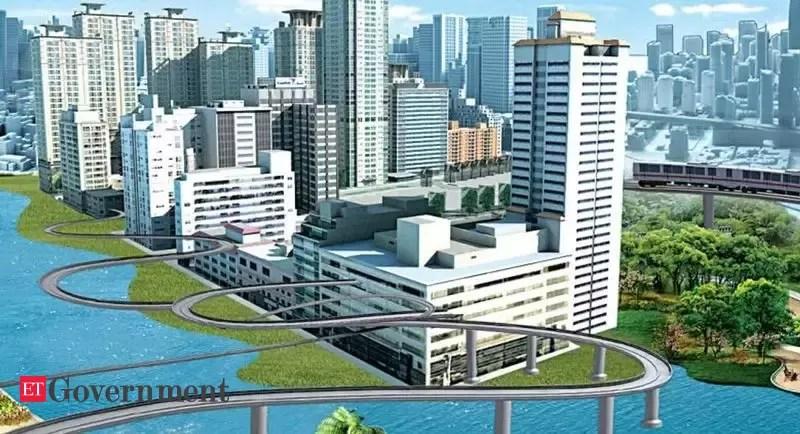 प्रयागराज स्मार्ट सिटी नवीकरण के लिए नौ परियोजनाओं की पहचान करता है – ईटी सरकार